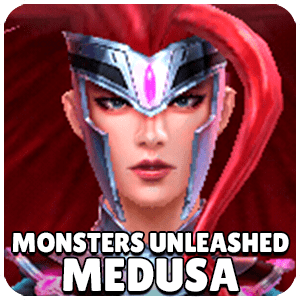Medusa Monsters Unleashed Character Icon Marvel Future Fight
