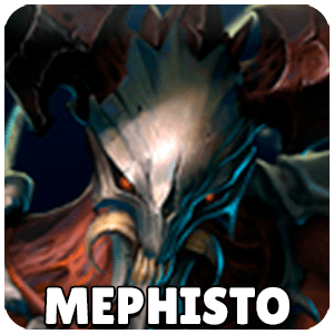 Mephisto Hero Icon Heroes Of The Storm