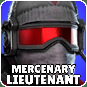 Mercenary Lieutenant Character Icon Marvel Strike Force