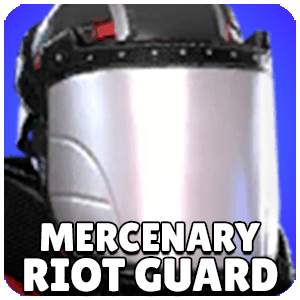Mercenary Riot Guard Character Icon Marvel Strike Force
