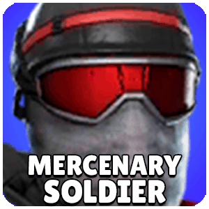 Mercenary Soldier Character Icon Marvel Strike Force