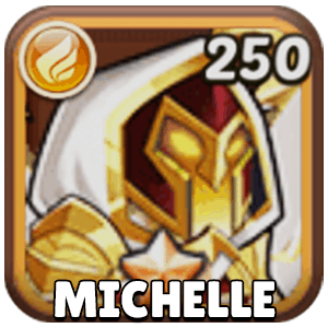 Michelle Hero Icon Idle Heroes