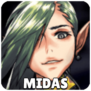 Midas Character Icon Destiny Child