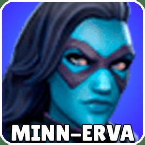 Minn-Erva Character Icon Marvel Strike Force