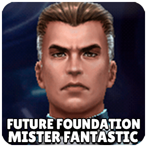 Mister Fantastic Future Foundation Character Icon Marvel Future Fight