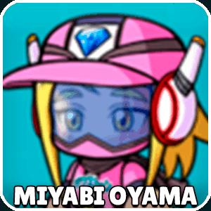 Miyabi Oyama Character Icon Battle Cats