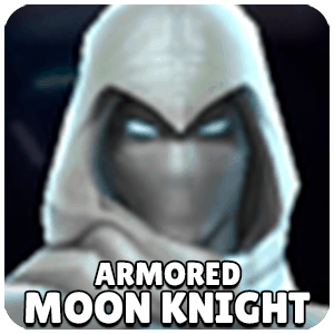 Moon Knight Armored Character Icon Marvel Future Fight