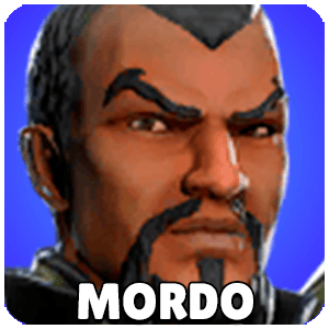 Mordo Character Icon Marvel Strike Force