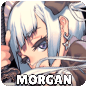 Morgan Character Icon Destiny Child