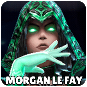 Morgan Le Fay Character Icon Marvel Future Fight