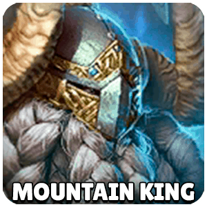 Mountain King Champion Icon Raid Shadow Legends