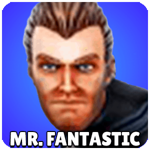 Mr. Fantastic Character Icon Marvel Strike Force
