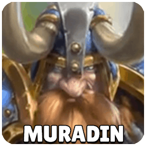 Muradin Hero Icon Heroes Of The Storm