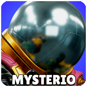 Mysterio Character Icon Marvel Strike Force
