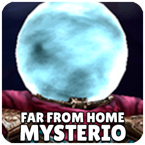 Mysterio Far From Home Character Icon Marvel Future Fight