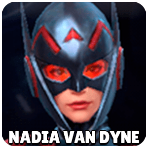Nadia Van Dyne Character Icon Marvel Future Fight