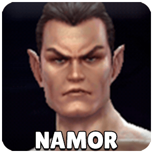 Namor Character Icon Marvel Future Fight