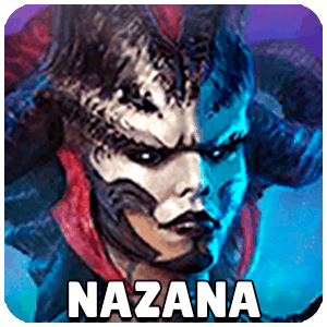 Nazana Champion Icon Raid Shadow Legends