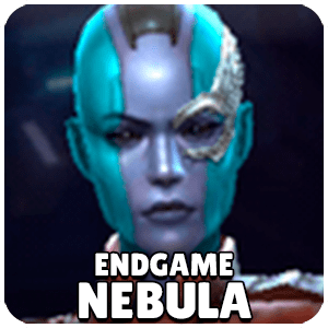 Nebula Endgame Character Icon Marvel Future Fight