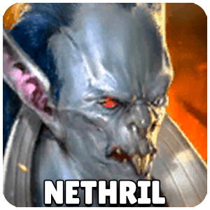 Nethril Champion Icon Raid Shadow Legends