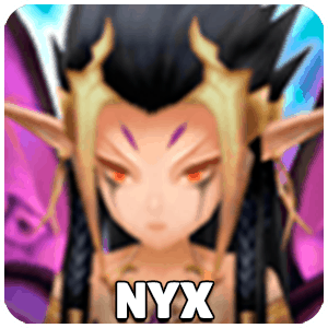 Nyx Character Monster Icon Summoners War