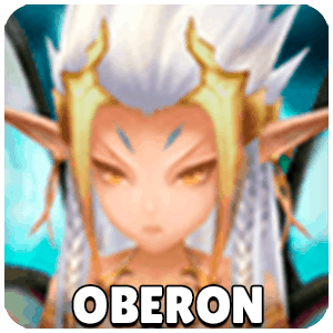 Oberon Character Monster Icon Summoners War