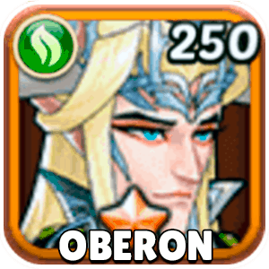 Oberon Hero Icon Idle Heroes