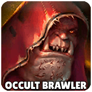 Occult Brawler Champion Icon Raid Shadow Legends