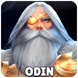 Odin Character Icon Marvel Future Fight