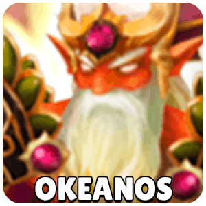 Okeanos Character Monster Icon Summoners War
