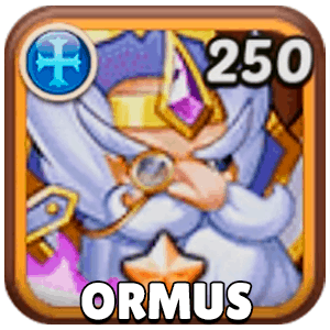 Ormus Hero Icon Idle Heroes