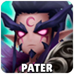 Pater Character Monster Icon Summoners War