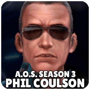 Phil Coulson A.O.S. Season 3 Character Icon Marvel Future Fight