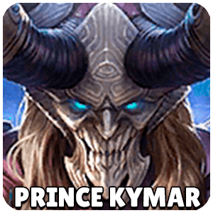 Prince Kymar Champion Icon Raid Shadow Legends