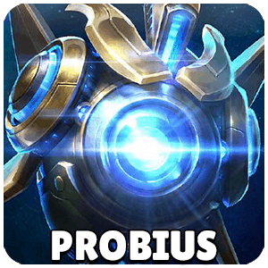 Probius Hero Icon Heroes Of The Storm
