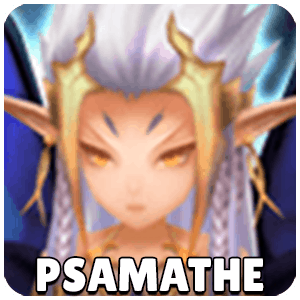 Psamathe Character Monster Icon Summoners War