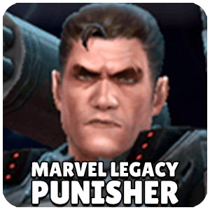 Punisher Marvel Legacy Character Icon Marvel Future Fight