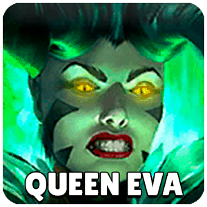 Queen Eva Champion Icon Raid Shadow Legends