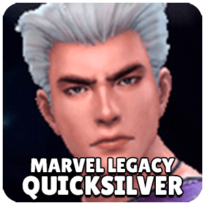 Quicksilver Marvel Legacy Character Icon Marvel Future Fight