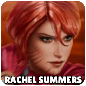 Rachel Summers Character Icon Marvel Future Fight