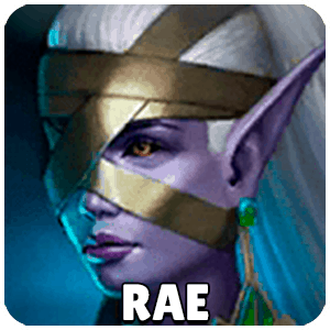 Rae Champion Icon Raid Shadow Legends