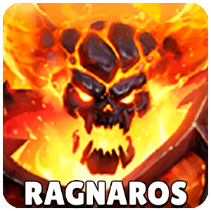 Ragnaros Hero Icon Heroes Of The Storm