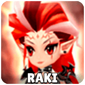 Raki Character Monster Icon Summoners War