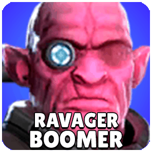 Ravager Boomer Character Icon Marvel Strike Force