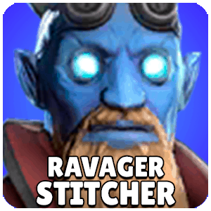 Ravager Stitcher Character Icon Marvel Strike Force