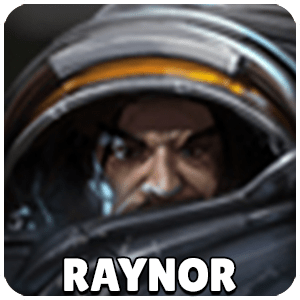 Raynor Hero Icon Heroes Of The Storm