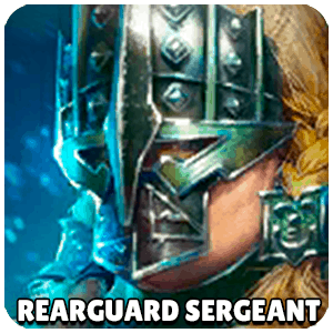 Rearguard Sergeant Champion Icon Raid Shadow Legends