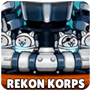 Rekon Korps Character Icon Battle Cats