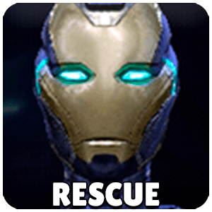Rescue Character Icon Marvel Future Fight