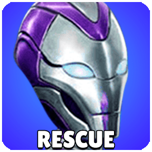 Rescue Character Icon Marvel Strike Force